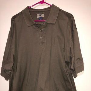 Men's Cutter buck shirt cotton
